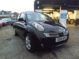 Nissan Micra 1.5 dCi 86 n tec SERVICE HISTORY. DRIVE AWAY TODAY