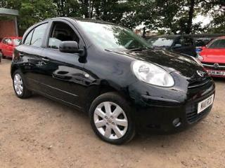 Nissan Micra 2011 1.2 12v Acenta 5 door 2 OWNERS, £30 ROAD TAX, BARGAIN