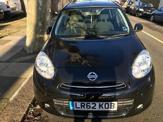 NISSAN MICRA ACENTA 1,2 AUTO 2012 16500 MILES ONLY