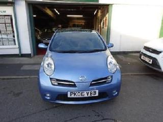 Nissan Micra C+C 1.6 SPORT 1 OWNER 45,000 MILES F.N.S.H, PANORAMIC ROOF