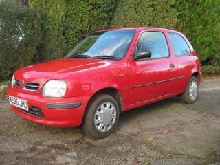 NISSAN MICRA K11 1.0 AUTOMATIC ONLY 58,000MLS
