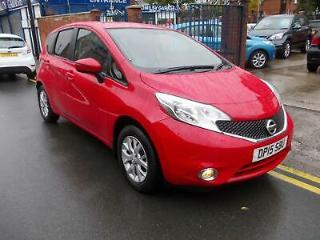 Nissan Note 1.2 80ps 2013MY Acenta
