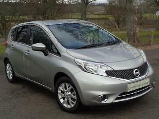 Nissan Note 1.2 80ps Acenta Premium