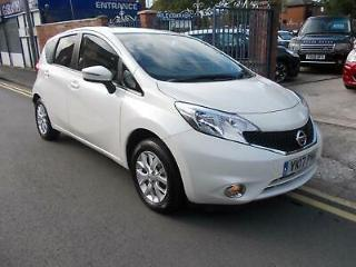 Nissan Note 1.2 80ps Style pack 2015MY Acenta