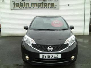 Nissan Note 1.2 DIG S 98ps Safety Pack Acenta Premium