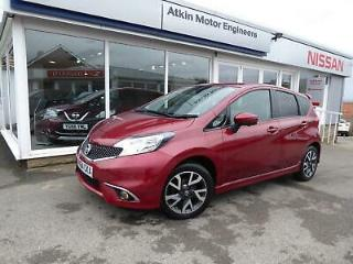 Nissan Note 1.2 DIG S 98ps Style Pack 2013MY Tekna