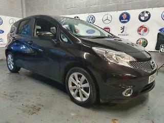 Nissan Note 1.2 DIG S Acenta Style Pack 5dr PETROL MANUAL 2014/14
