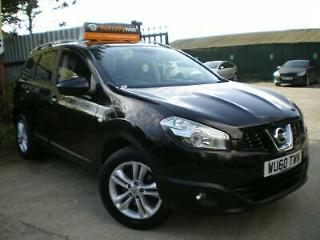 Nissan Qashqai+2 2.0 dCi n tec 2WD 5dr * 7 SEATER * DVD/ CD/ MUCH MORE