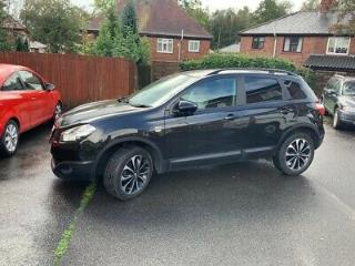 Nissan qashqai 15 DCI panoramic 2013 *FSH FROM CHORLEY NISSAN. LOW MILEAGE