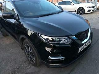 NISSAN QASHQAI 1.2 N CONNECTA 67 REG CAT S FULLY REPAIRED