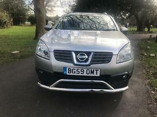 Nissan Qashqai 1.5dCi 2WD Acenta with full service history