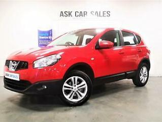 NISSAN QASHQAI 1.5dCi ACENTA, SEPT '20 MOT, GREAT HISTORY, FINANCE FROM £79 P/M