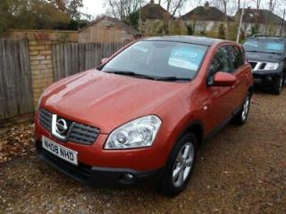 Nissan Qashqai TEKNA DCI 5 Door DIESEL MANUAL 2008/08
