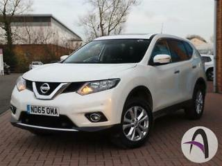 Nissan X Trail 1.6 dCi 130 Acenta 5dr Panroof 7 Se