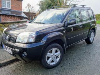 Nissan X Trail 2004 Only 108k! Perfect example of this solid 4x4