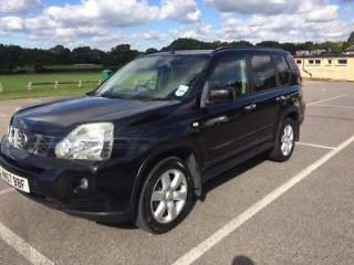 Nissan X Trail 2.0 dCi Sport Expedition 5dr 96,494 Miles