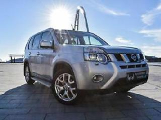 NISSAN X TRAIL 2.0 DCI TEKNA 5 DOOR MANUAL IMMACULATE EXAMPLE!