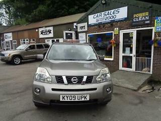REDUCED! Nissan X Trail 2.0dCi 148 2008MY Sport Expedition