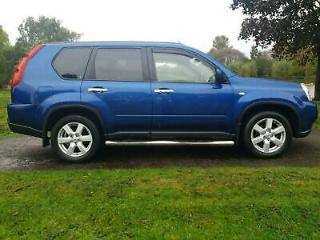 "NISSAN X TRAIL 2.0dCi [148 BHP]SPORT EXPEDITION 2007""57"" REG 132,000 MILES £3995"