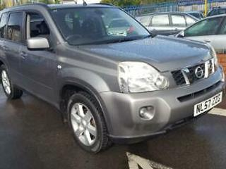 Nissan X Trail 2.0dCi 148 Sport Expedition 2007 57 REG FULL MOT ON PURCHASE