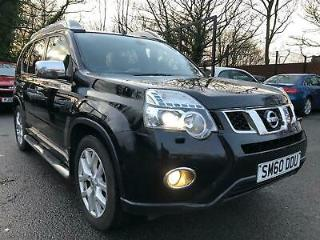 Nissan X Trail 2.0dCi 150ps 4X4 Automatic Tekna 2 former keepers