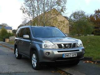 Nissan X Trail 2.0dCi 170 2008MY Sport Expedition Facelift SAT/NAV + PANROOF