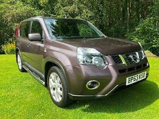 Nissan X Trail 2.0dCi 173ps 4X4 N TEC+ ONLY 55K MILES