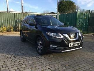 Nissan X Trail 2.0dCi 177ps 4WD s/s Xtronic 2018 N Connecta