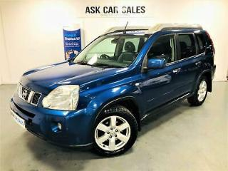 NISSAN X TRAIL 2.0dCi AVENTURA, JULY '20 MOT, FULL HISTORY, FINANCE FROM £79 P/M