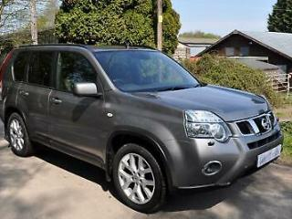 NISSAN X TRAIL 2.0DCI TEKNA 2013/63 ONE OWNER FULL NISSAN HISTORY