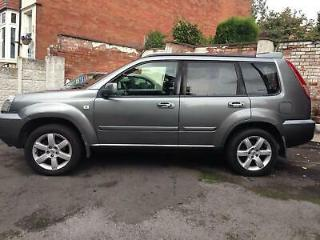 Nissan X Trail 2.2dCi 136 2007MY Columbia