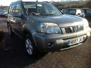 Nissan X Trail 2.2dCi 136 Sat Nav 2007MY Columbia new cam chain and water pu