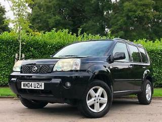 Nissan X Trail 2.2dCi Sport*£2500 WORTH OF INVOICES + PAN ROOF + TOWBAR + 4WD