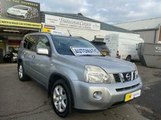 NISSAN X TRAIL AUTO SPORT EXPEDITION 2.0 DCi 150 AUTOMATIC 4X4 AA WARRANTY