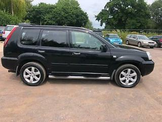 Nissan X Trail Columbia 2.2dCi Sept 2006