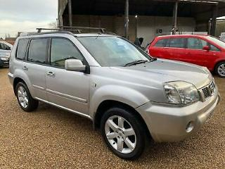 NISSAN X TRAIL dCi 136 Columbia Silver Manual Diesel, 2007