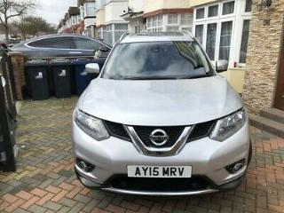 nissan x trail diesel manual