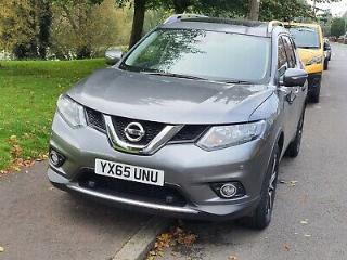 Nissan X Trail N Tec Dig T Fully Loaded 7 seater