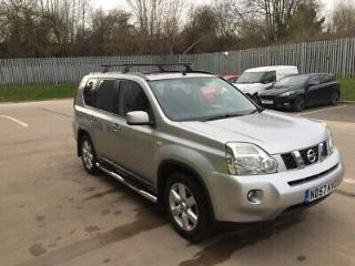 Nissan xtrail 2.0dci sport expedition! 4x4 ! excellent condition! 170bhp