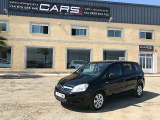 OPEL MERIVA ENJOY 1.7 CDTI DIESEL SPANISH LHD IN SPAIN 108K SUPERB CAR 2012