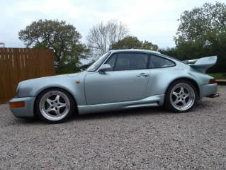 Original Porsche 930 Uprated to 600BHP Plus! Stunning must be Seen