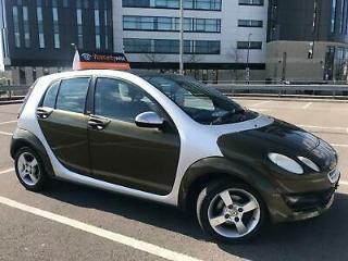 SMART FORFOUR Passion Silver Manual Petrol, 2005