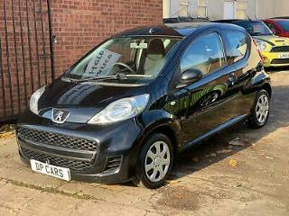 Peugeot 107 1.0 2011 1 Owner, New Clutch, Just Serviced, 12 Months Mot!