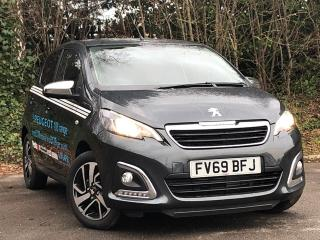 Peugeot 108 1.0 72PS COLLECTION 5DR, 4999 miles, £9995