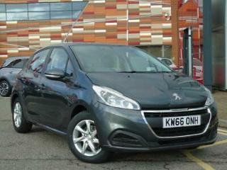 PEUGEOT 1.2 PURETECH 82PS ACTIVE 5DR GREY