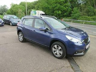 Peugeot 2008 Crossover 1.4HDi 70bhp Active