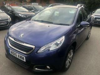 Peugeot 2008 Crossover 1.6e HDi 92bhp s/s EGC 2015MY Active