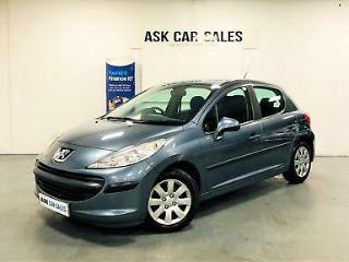 PEUGEOT 207 S 1.4HDI, MARCH '20 MOT, EXCELLENT HISTORY, FINANCE FROM £69 P/M