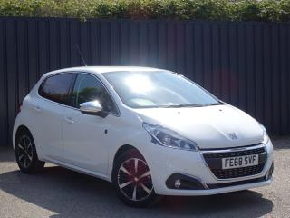 Peugeot 208 1.2 PURETECH 110PS TECH EDITION 5DR 5 DOOR HATCHBACK, 3533 miles, £10795