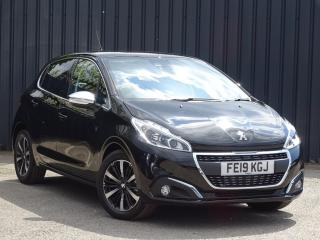 Peugeot 208 1.2 PURETECH 82PS TECH EDITION 5DR 5 DOOR HATCHBACK, 7999 miles, £11495